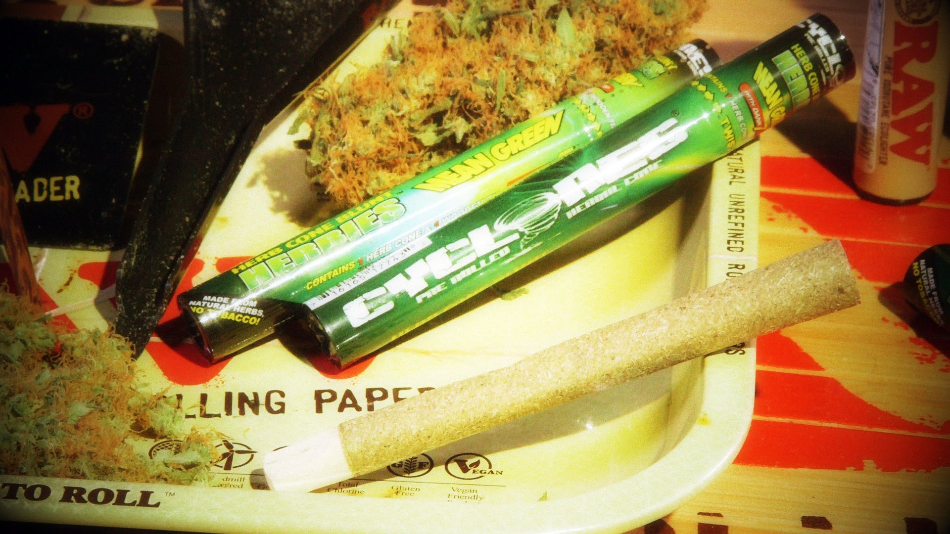 Herbal Sage Cones with Weed, Kief and Solvent-less Hash Oil: Cannabasics #16