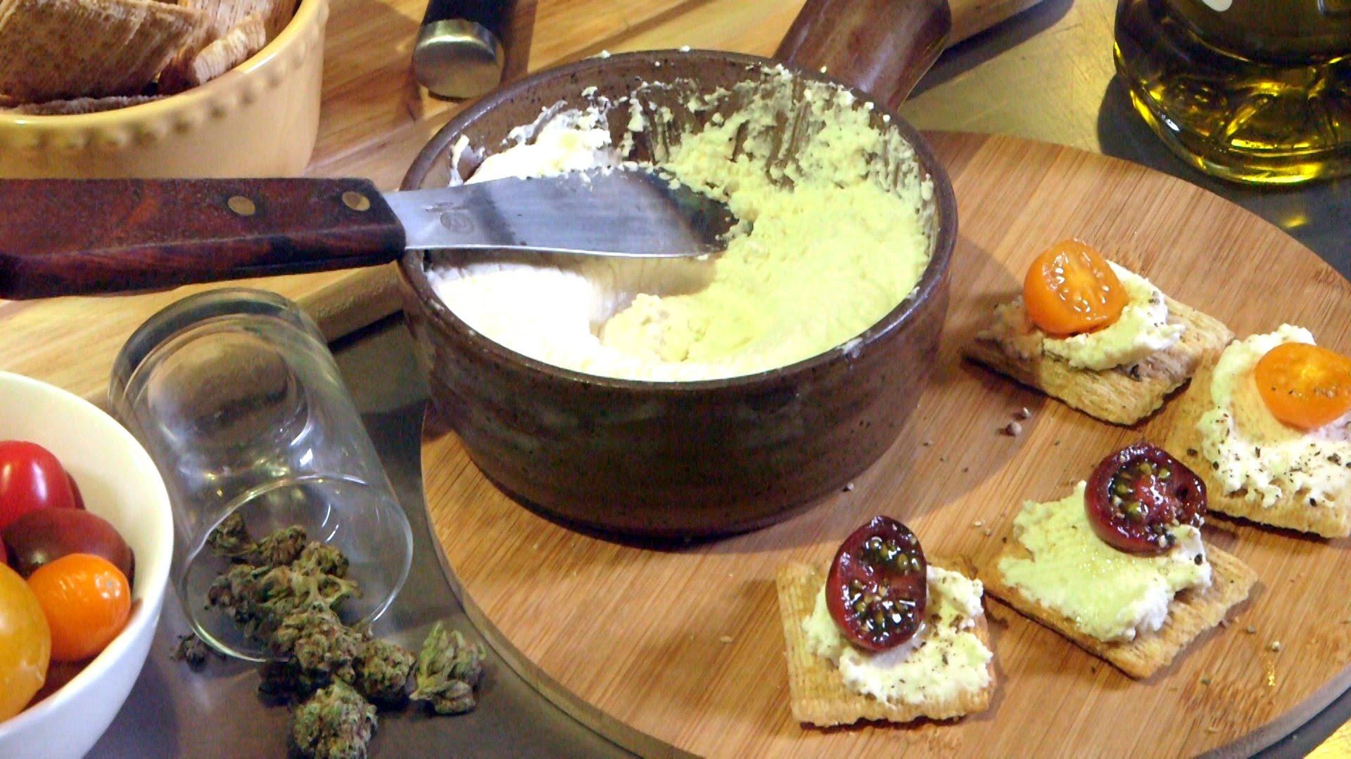 How to Make Cannabis Cheese (Homemade Marijuana Infused Cheese Recipe): Cannabasics #23